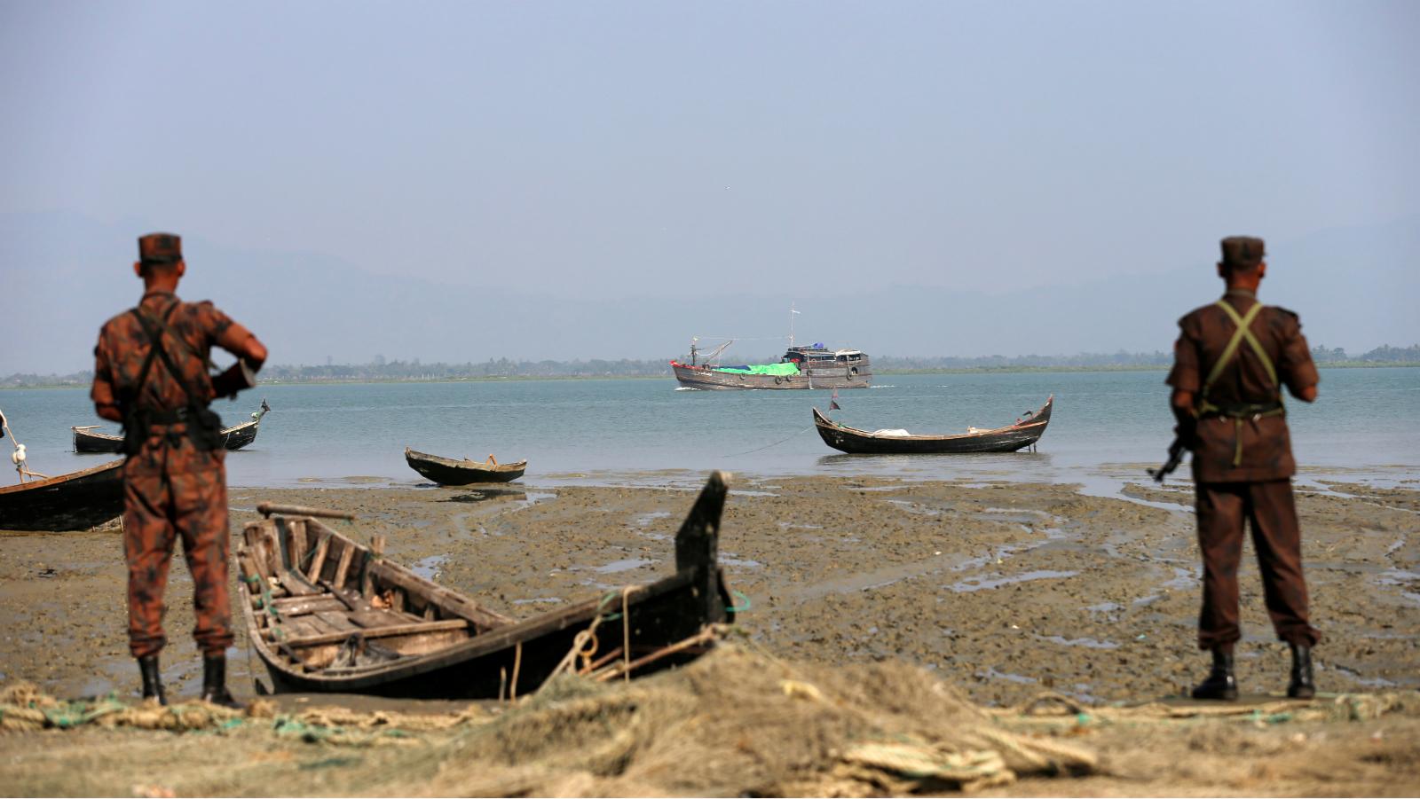 Rohingya Bangladesh Myanmar India Rakhine