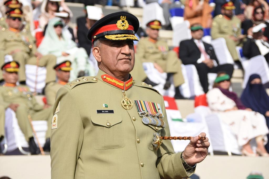 Army Chief Gen. Qamar Javed Bajwa