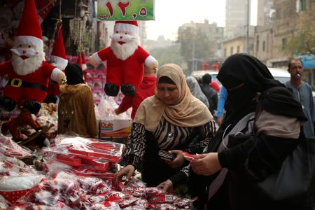 """An alternative image of Santa Claus could challenge a """"single story"""" Christmas"""