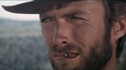 Clint Eastwood , The Good, The Bad, and The Ugly