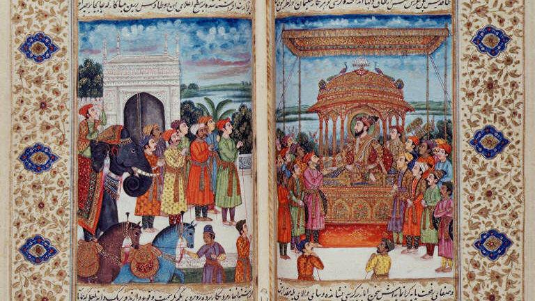India-history-Mughals-Kohinoor-diamond