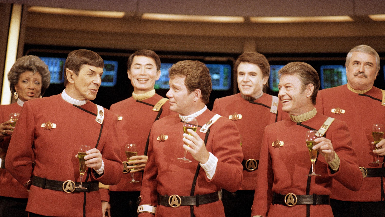 Star Trek scene