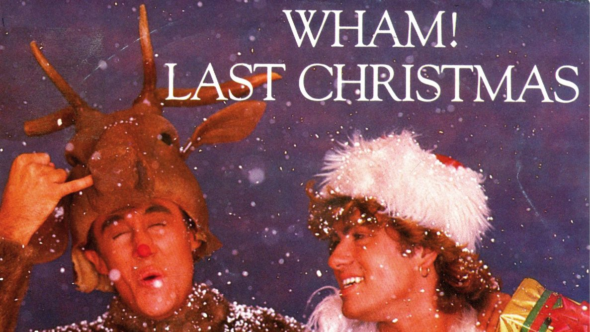 Last Christmas Album Cover.The Video For George Michael S Song Last Christmas Has