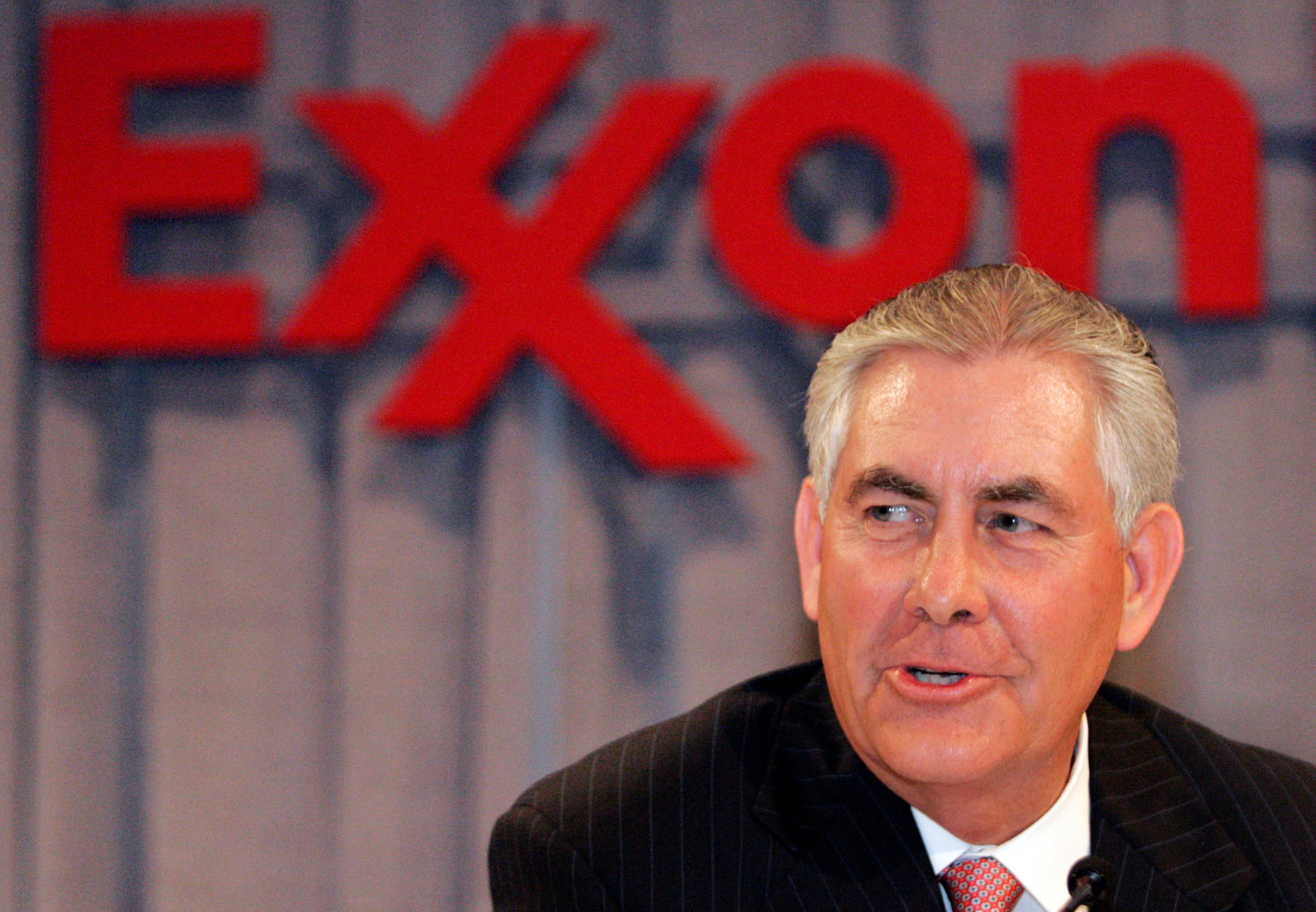 As head of Exxon Rex Tillerson forged relationships with corrupt leaders in Africa's oil states