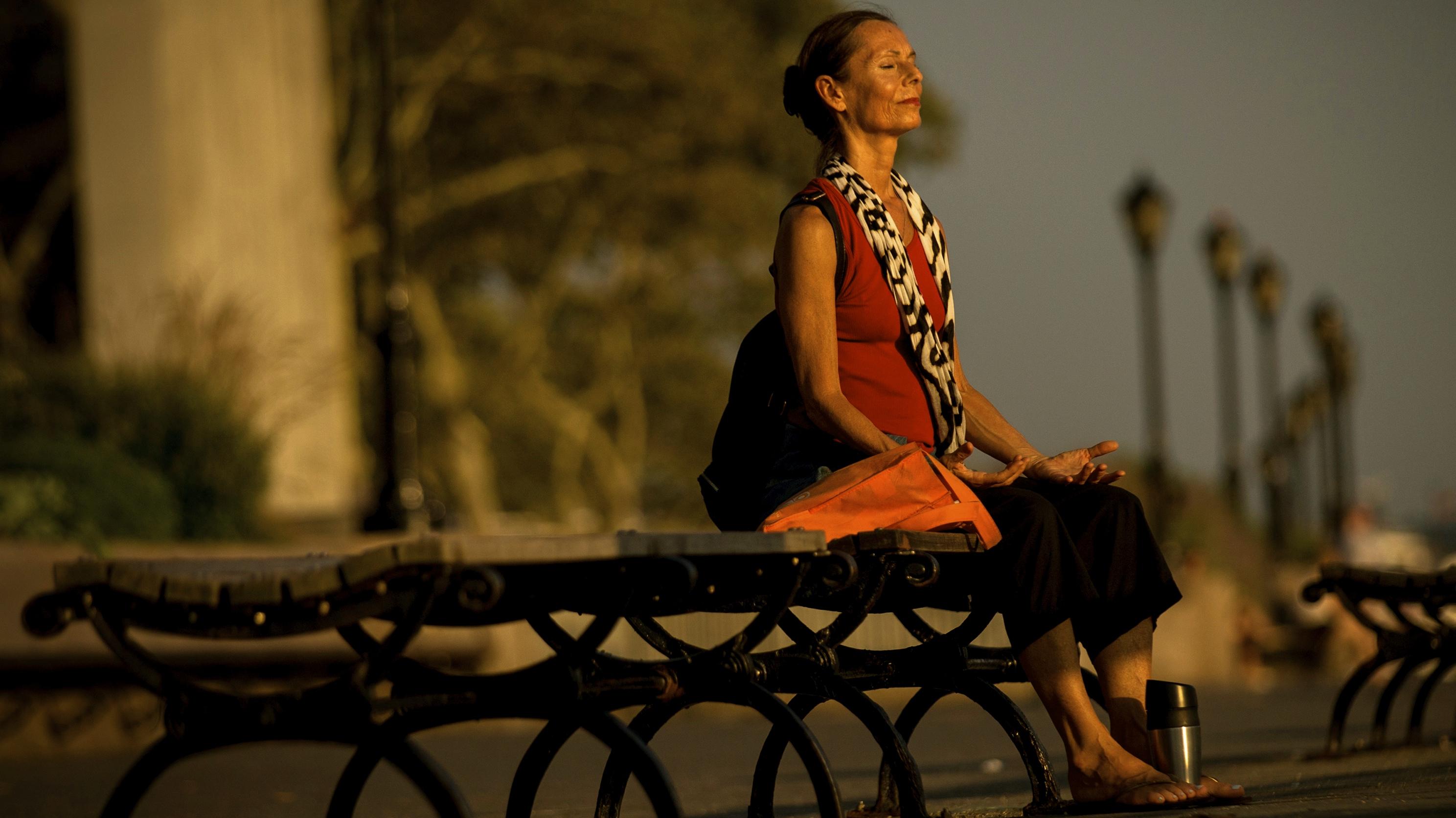 NY meditator