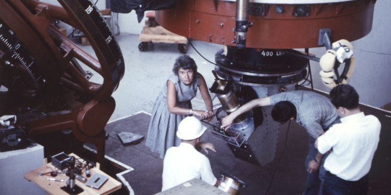 Vera Rubin quotes: wisdom from a groundbreaking astronomer and working mother — Quartz