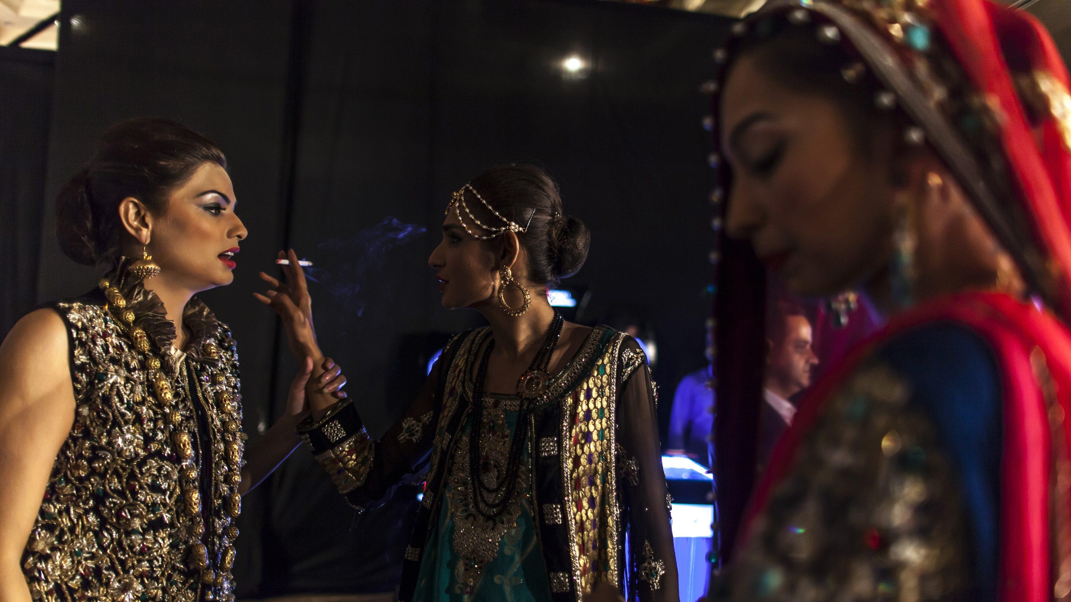 Pakistan-women-sorority