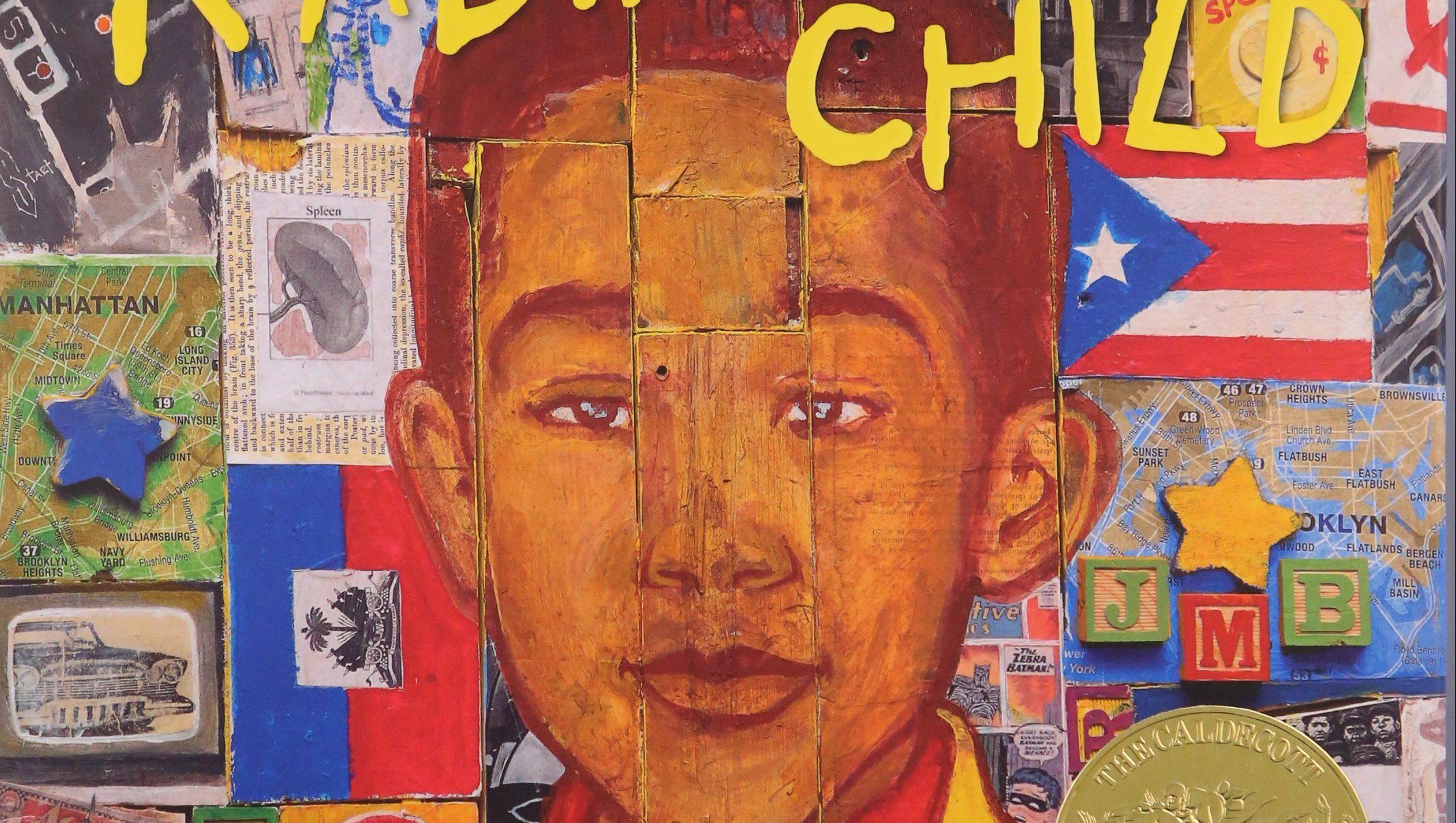 Radiant Child Javaka Steptoe book cover