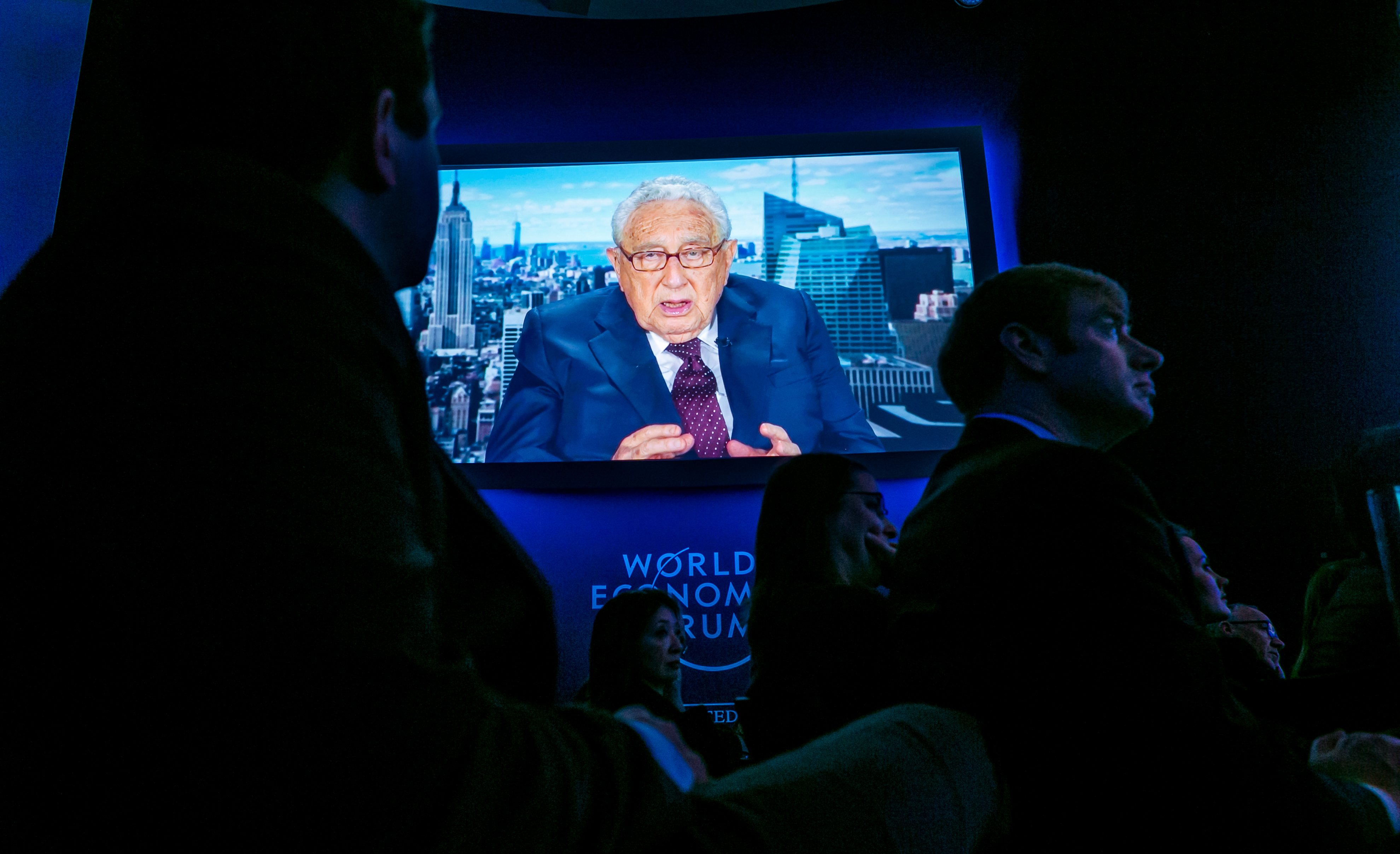 Annual Meeting of the World Economic Forum in Davos 2017