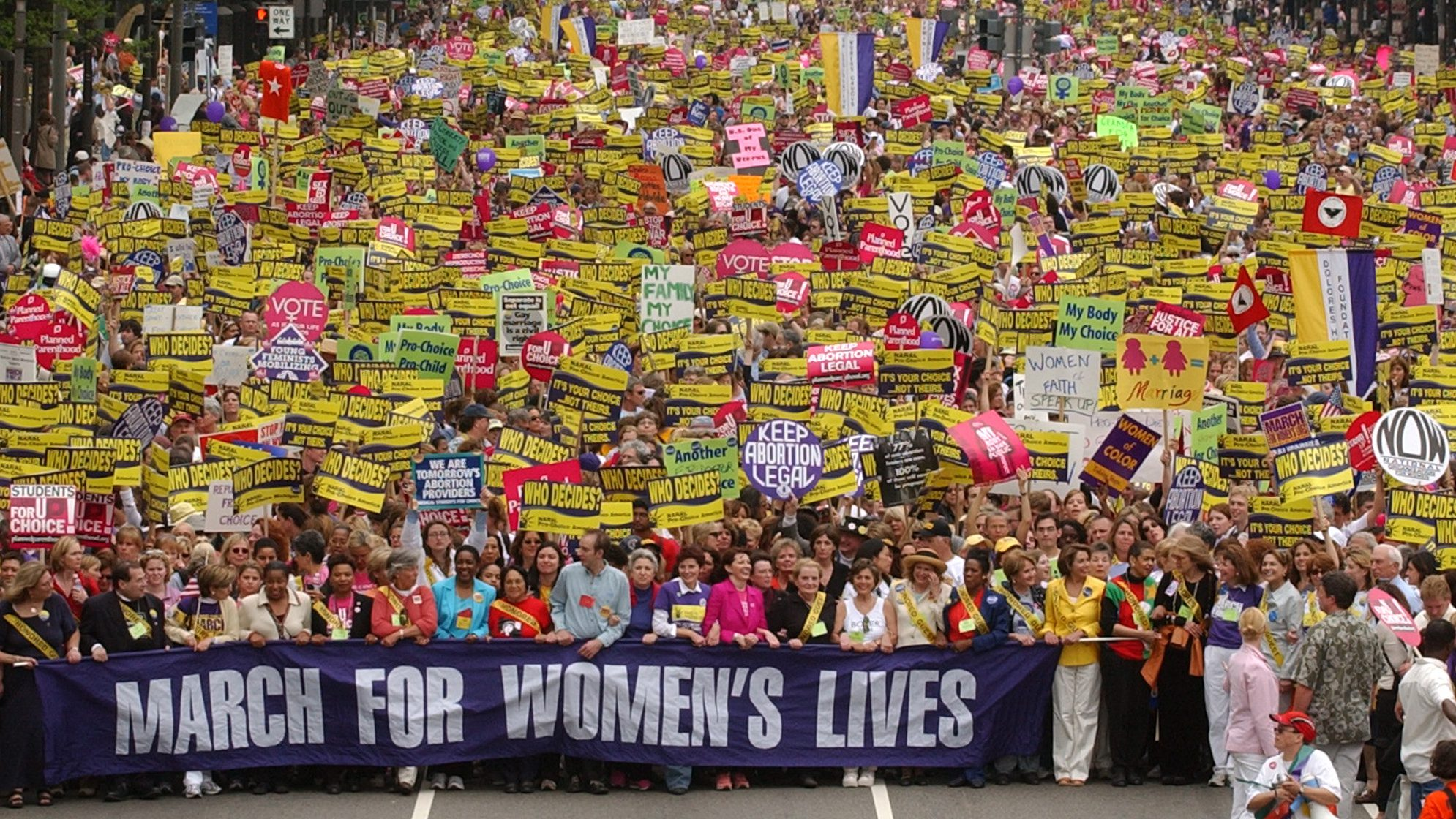 MARCH for womens lives