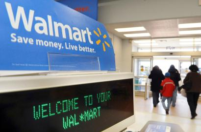 Walmart is undercutting Amazon with its new free two-day shipping