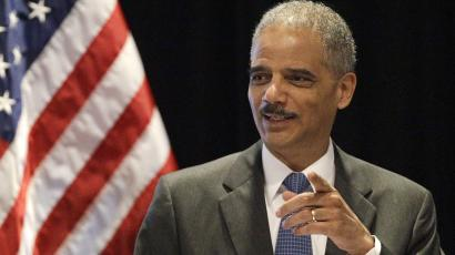 California hires Eric Holder to fight its legal battles against Trump