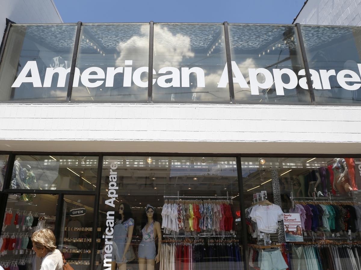 8908167673 American Apparel is now Canadian: Gildan Activewear has acquired the ...