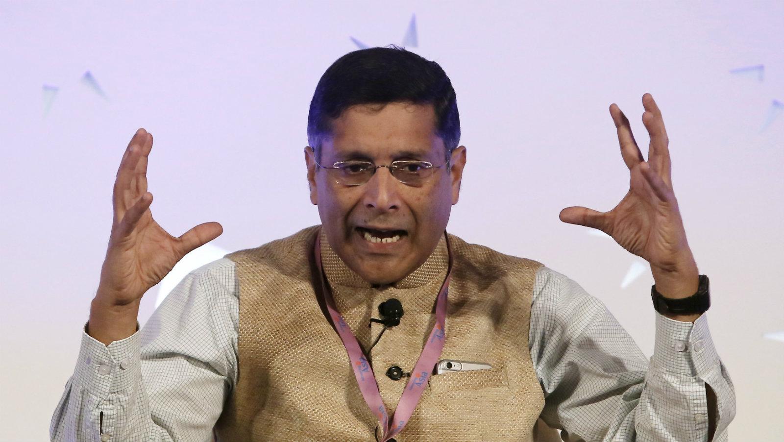 India-arvind-subramanian-economi-survey