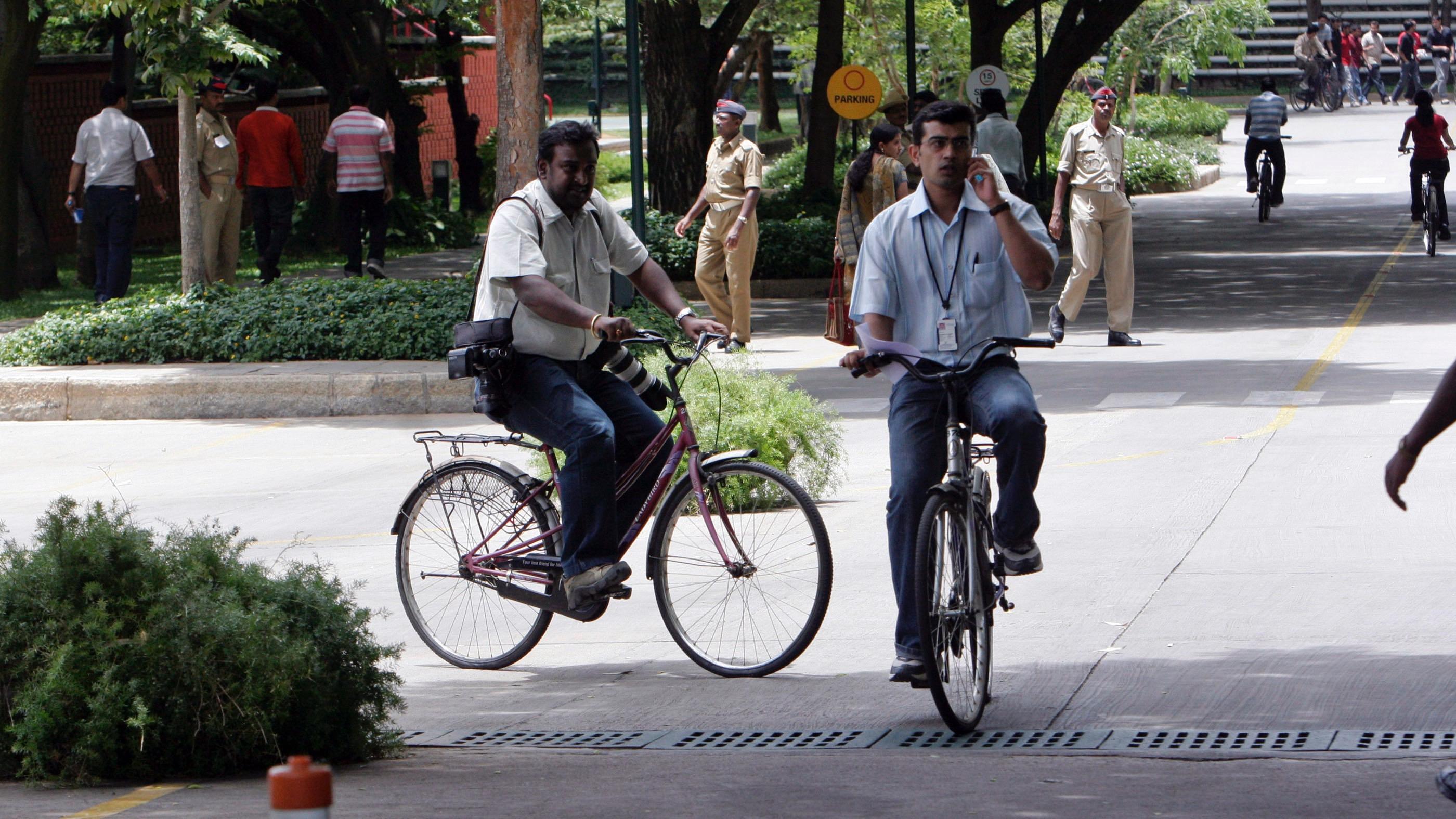 India Bangalore On Edge