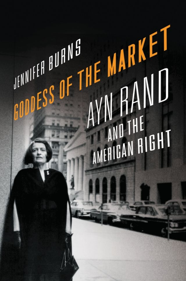 Donald Trump, Paul Ryan and Andy Puzder say they love Ayn Rand's