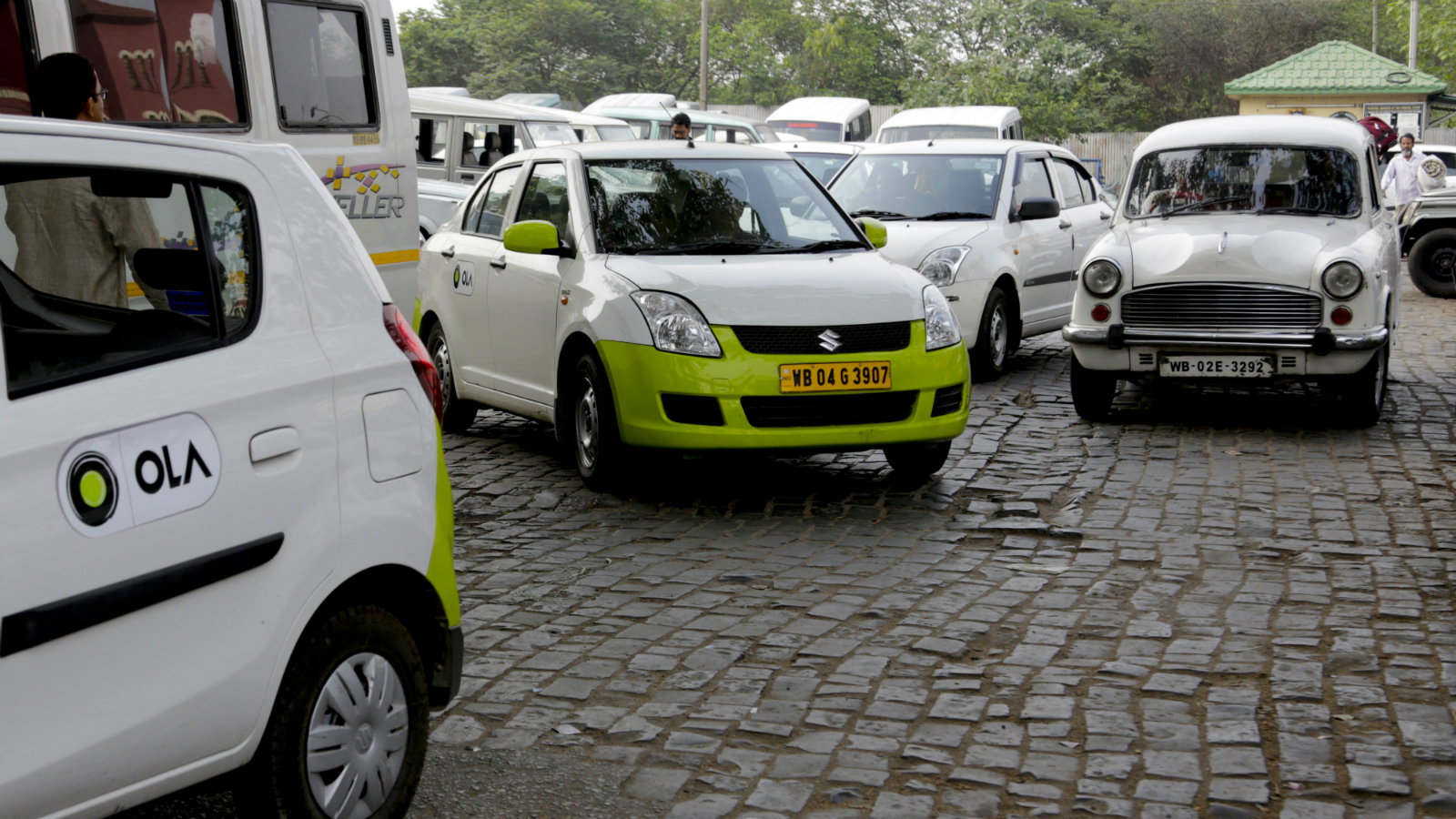 India, taxis