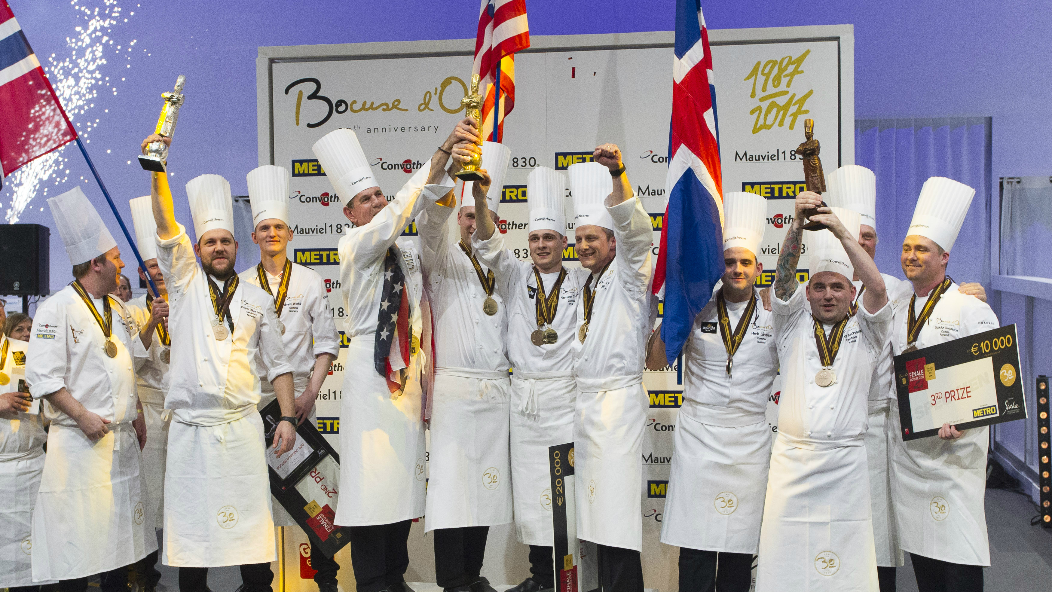 Culinary competition.