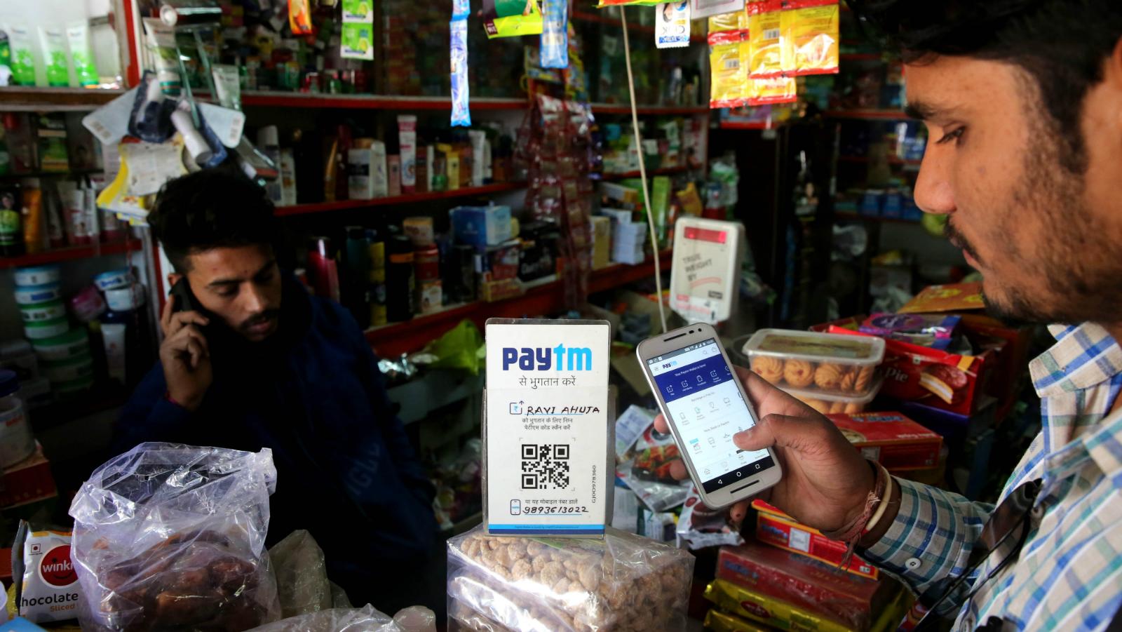 India-BHIM_Paytm-Digital payments-Narendra Modi