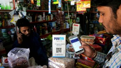 India-BHIM_Paytm-Digital payments-Narendra Modi