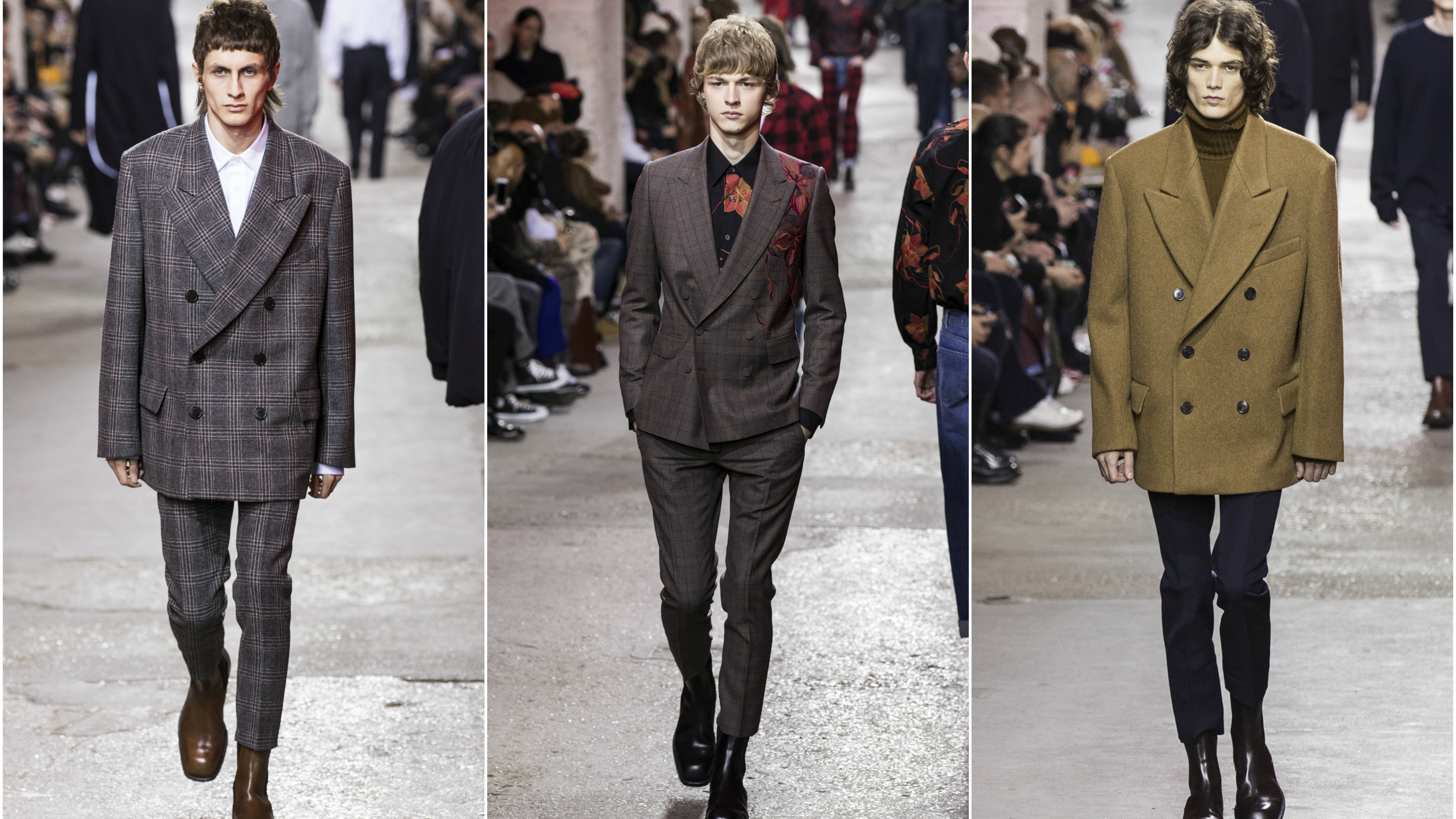 shows reinvented are being fashion Mens at suits Europe's wuPiOZkXT