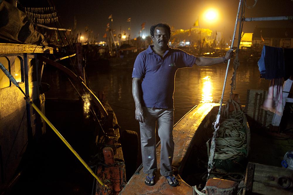 India-fishing