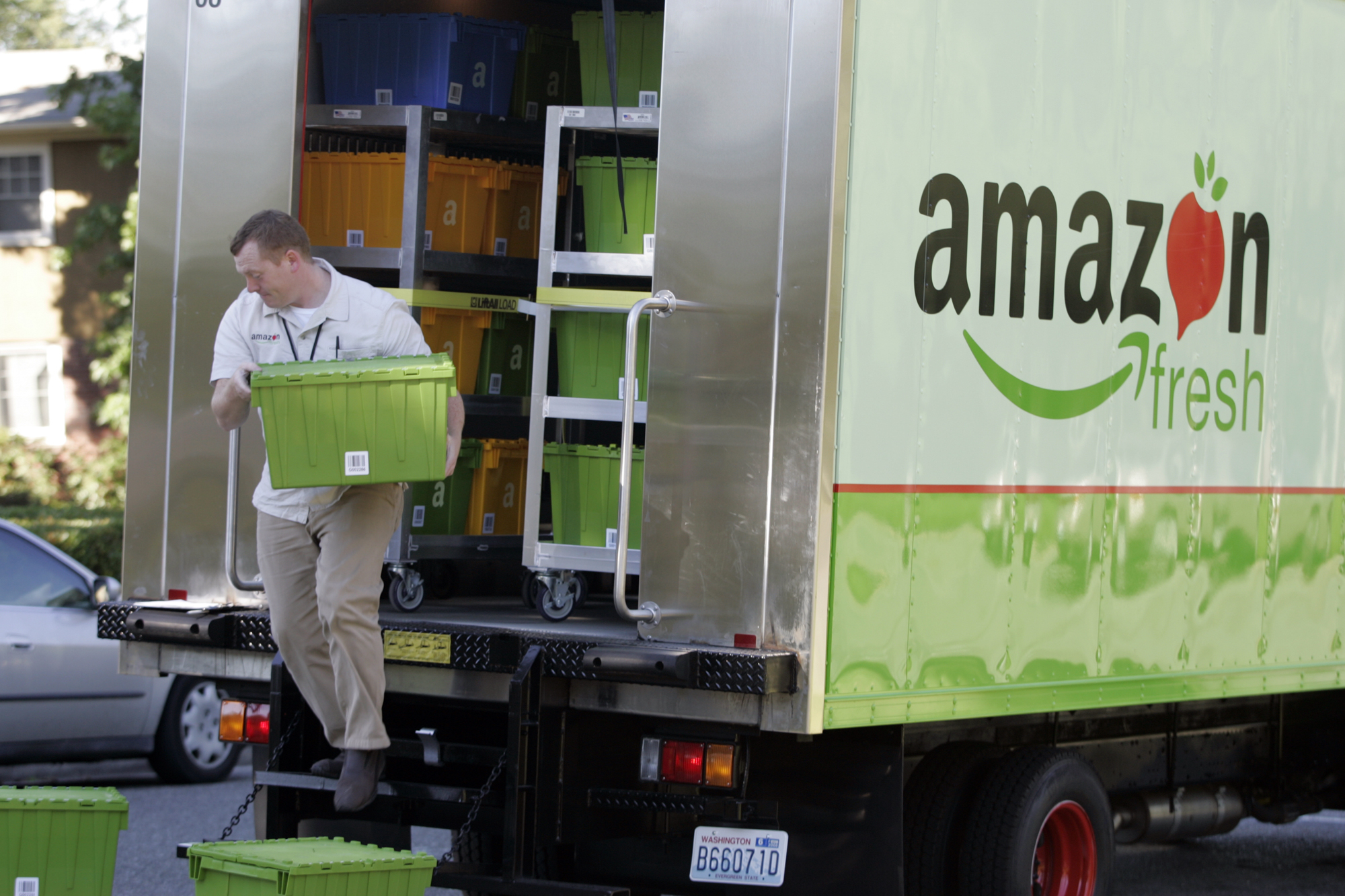 SNAP members will soon get to use food stamps to order groceries through online retailers like Amazon.