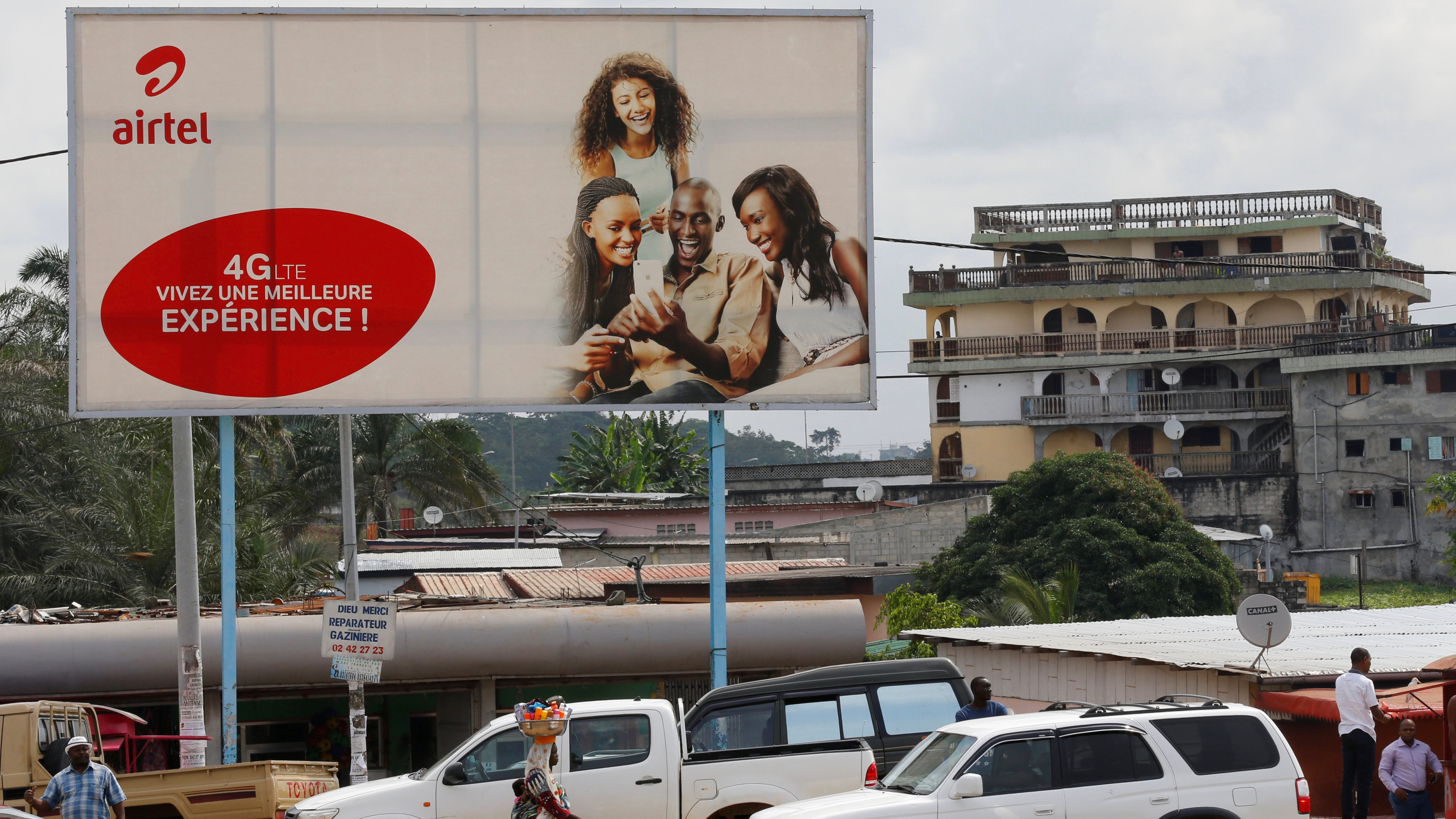 Image result for AIRTEL AFRICA 4g