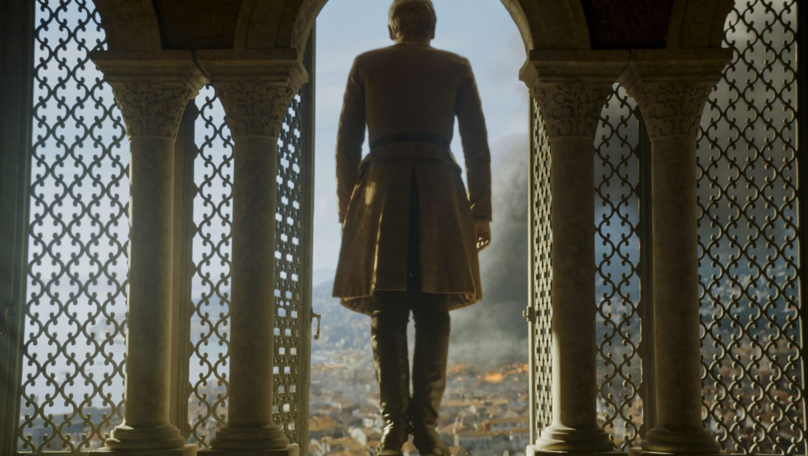 A still image from HBO's Game of Thrones
