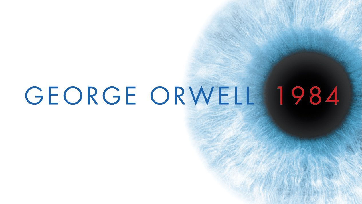 george-orwell-1984 book cover