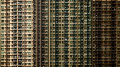 Housing in Hong Kong.