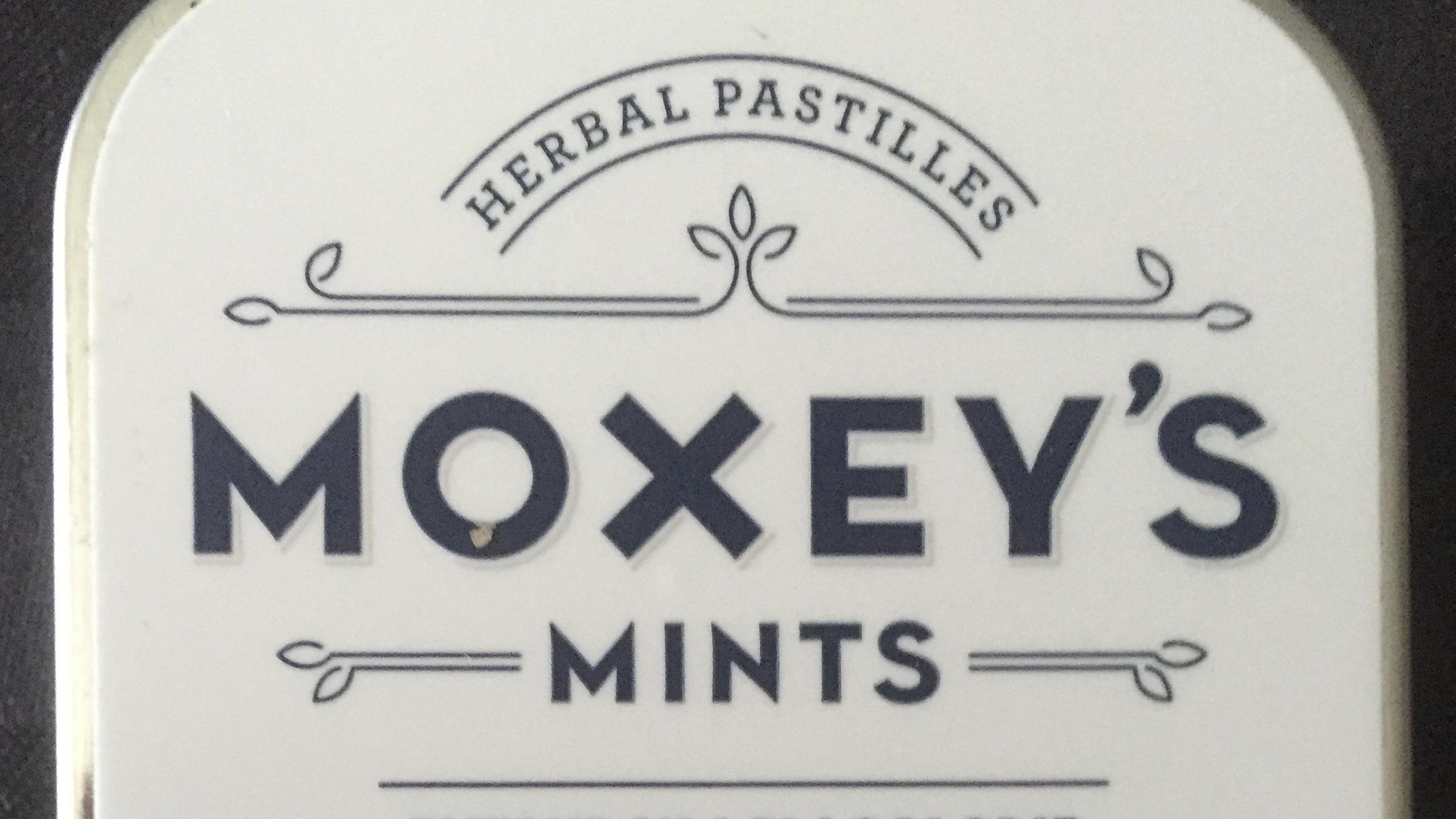 Moxey's Mints.