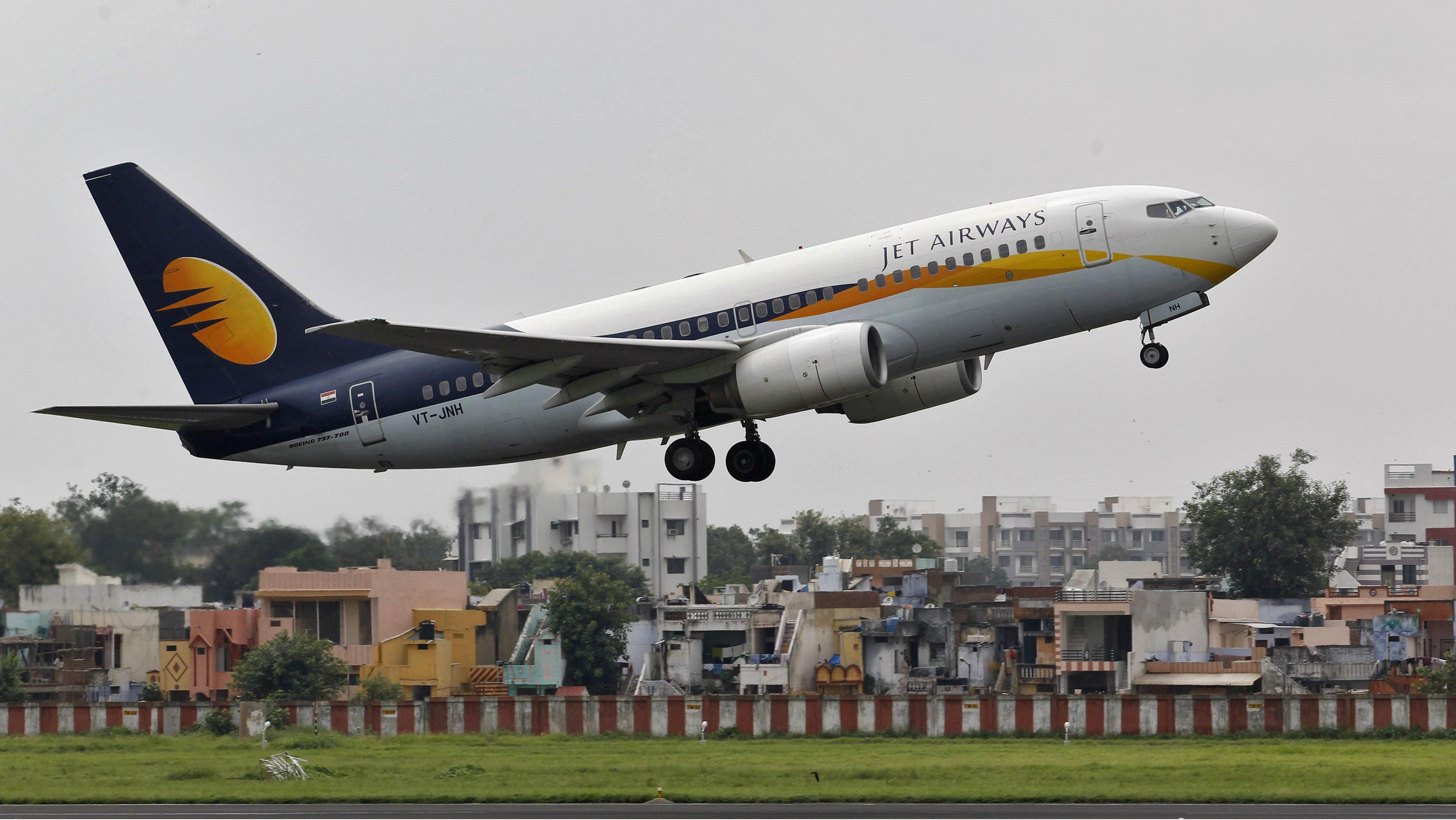 India-airlines-Jet-Airways