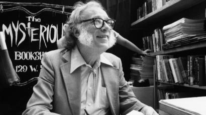 Isaac Asimov wrote almost 500 books in his lifetime—these
