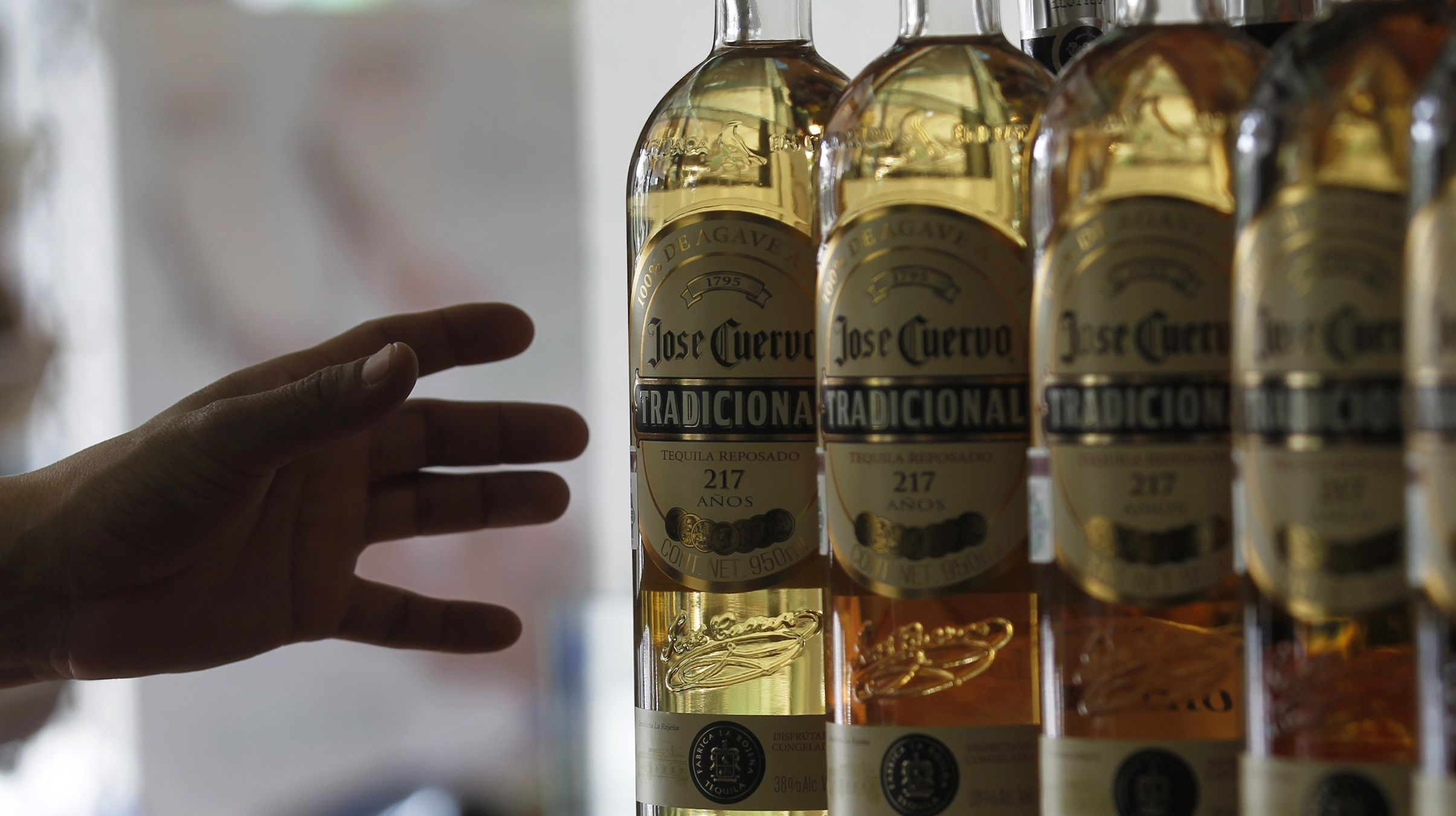 Jose Cuervo is making plans for an IPO in February