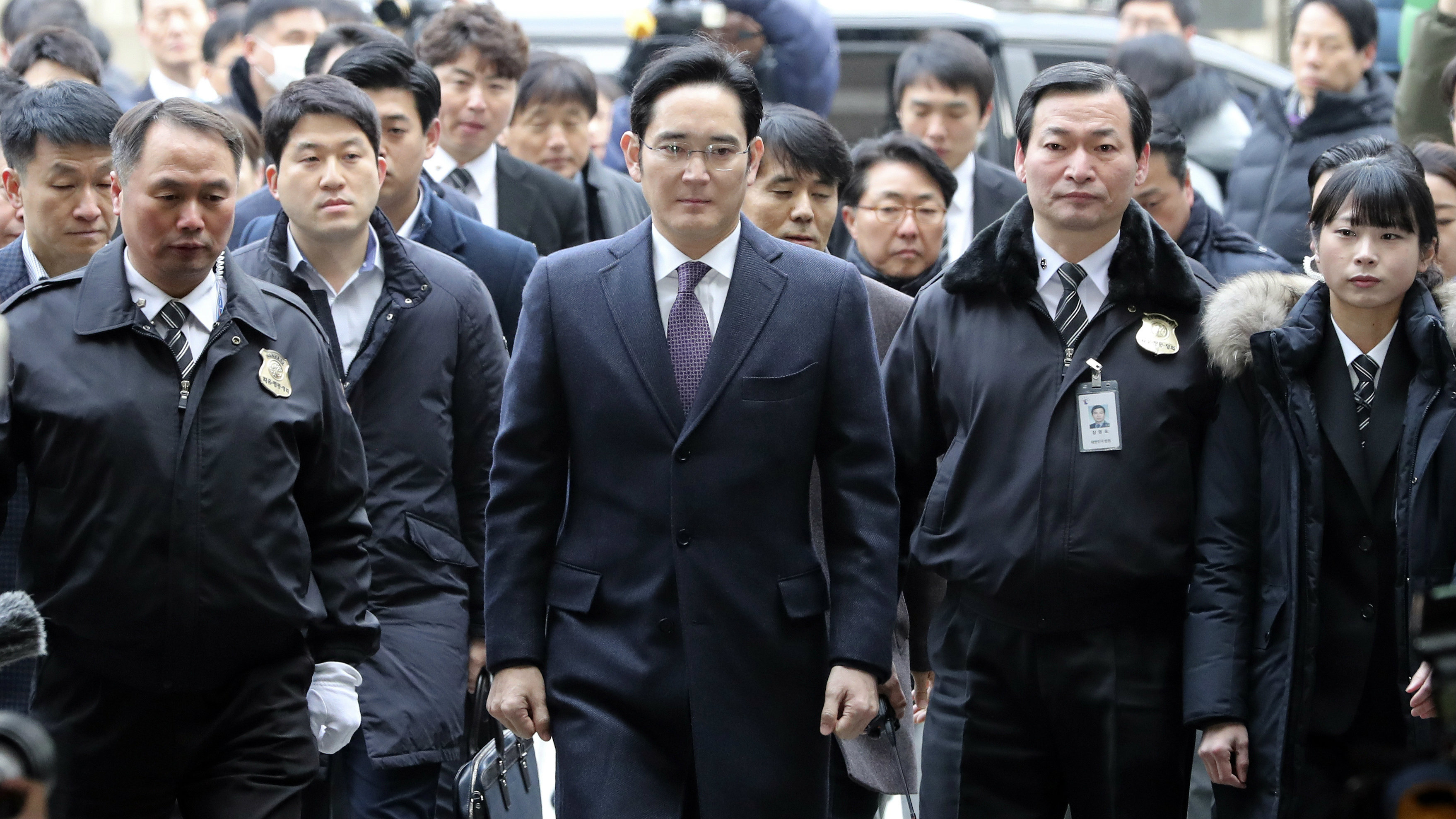 Samsung vice chairman Lee Jae Yong has avoided arrest in South Korea.