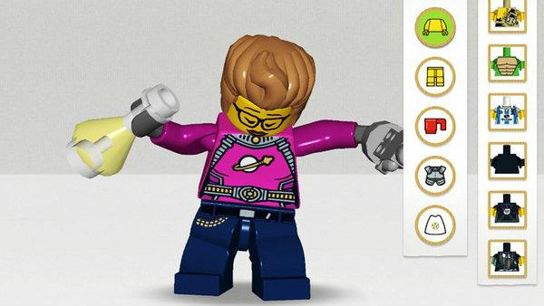 LEGO's new LEGO Life social network.