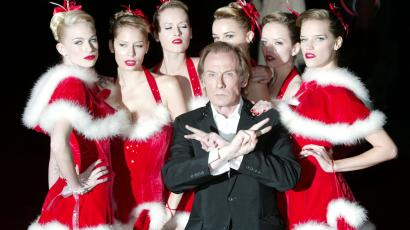 """Bill Nighy is pictured in a scene from the film """"Love Actually"""""""