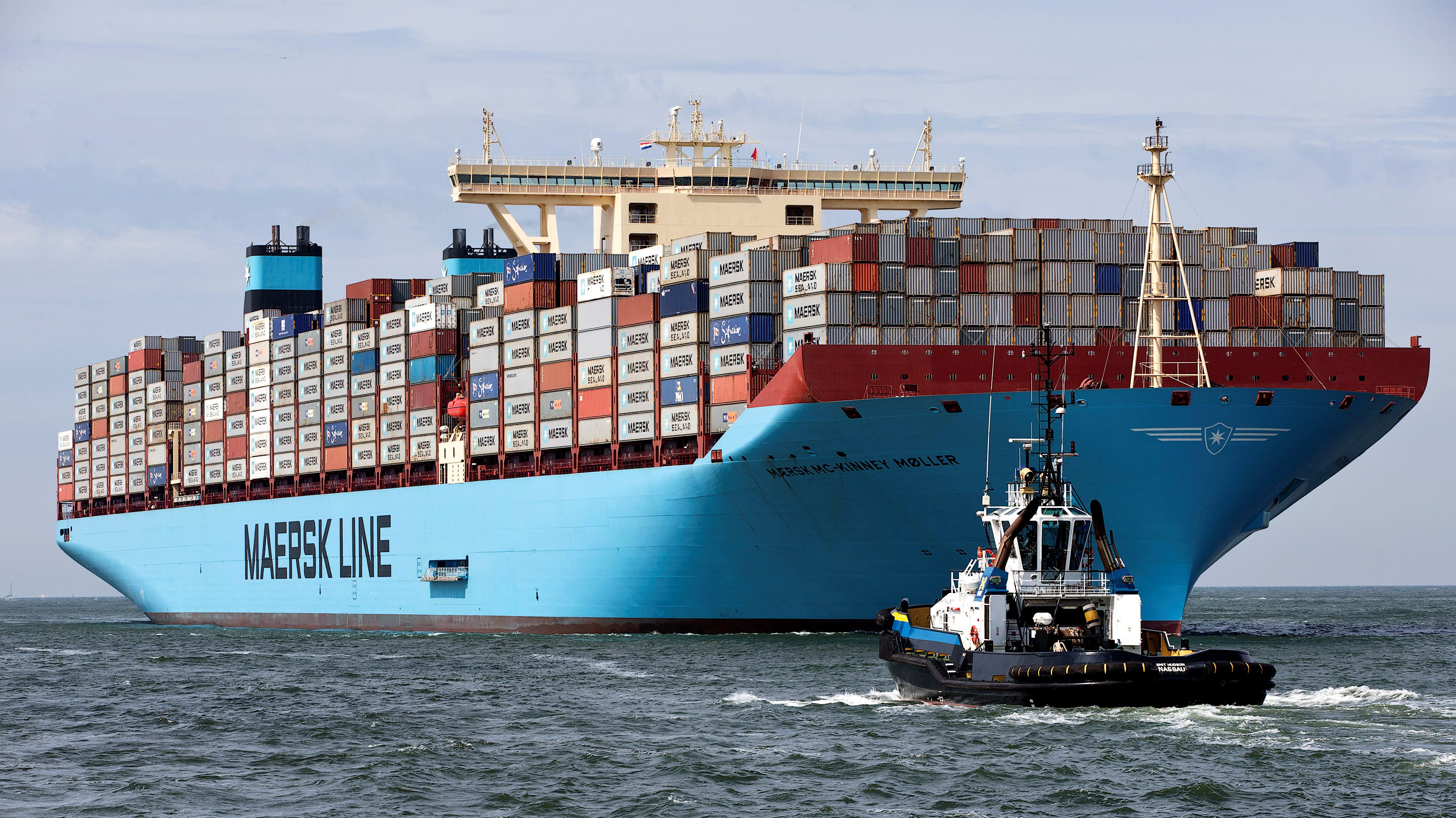 alibaba  baba  and maersk partner to sell container ship