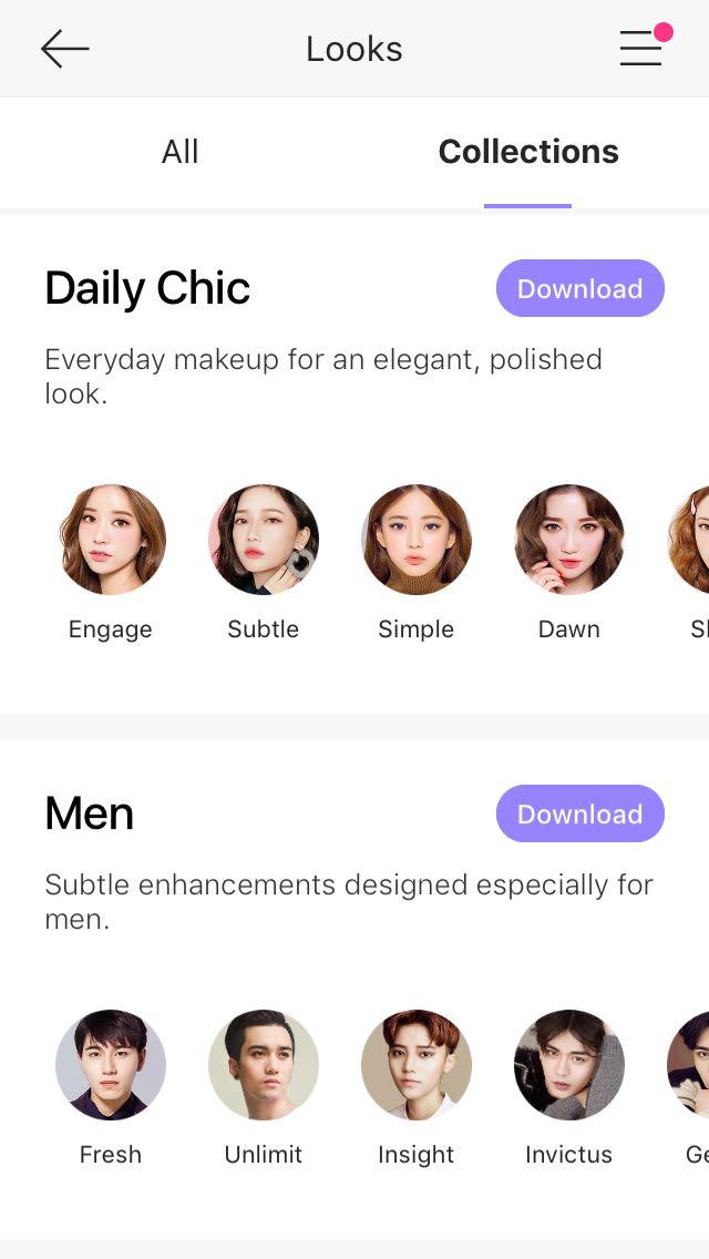 Meitu, BeautyCam, MakeupPlus, Spring, Snow: A guide to