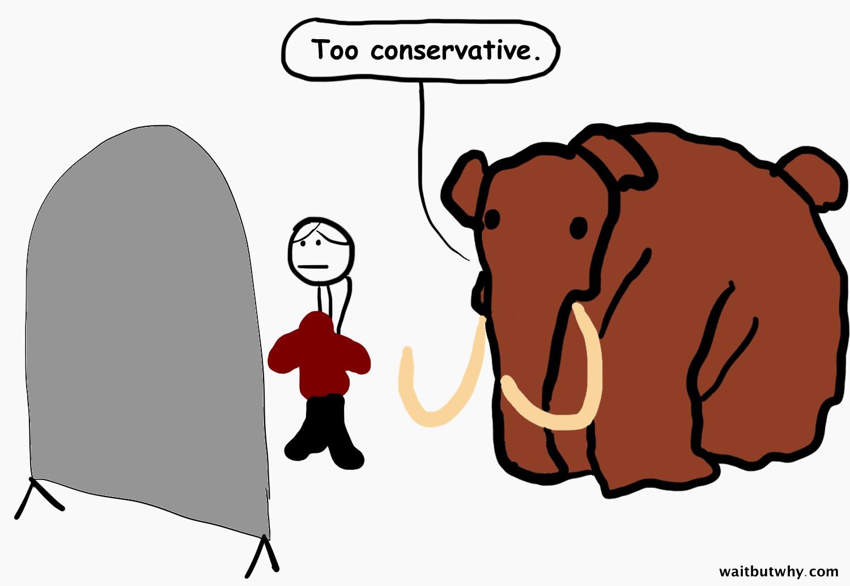 mammoth calling shirt conservative