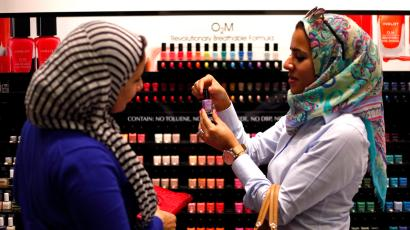 Muslim Food And Fashion Provides A Great Opportunity For Investment In Halal And Modest Products Quartz
