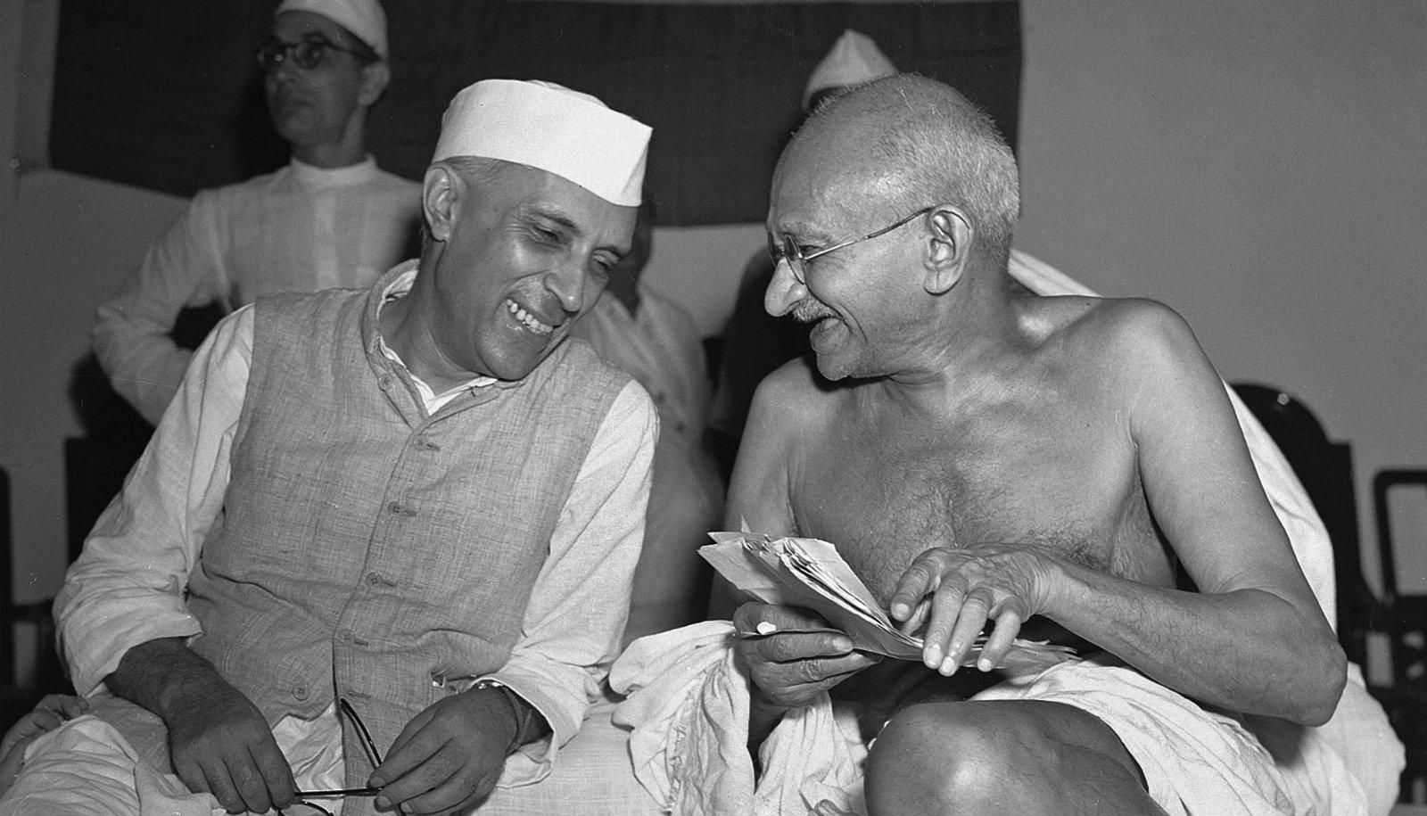 India-nehru-gandhi