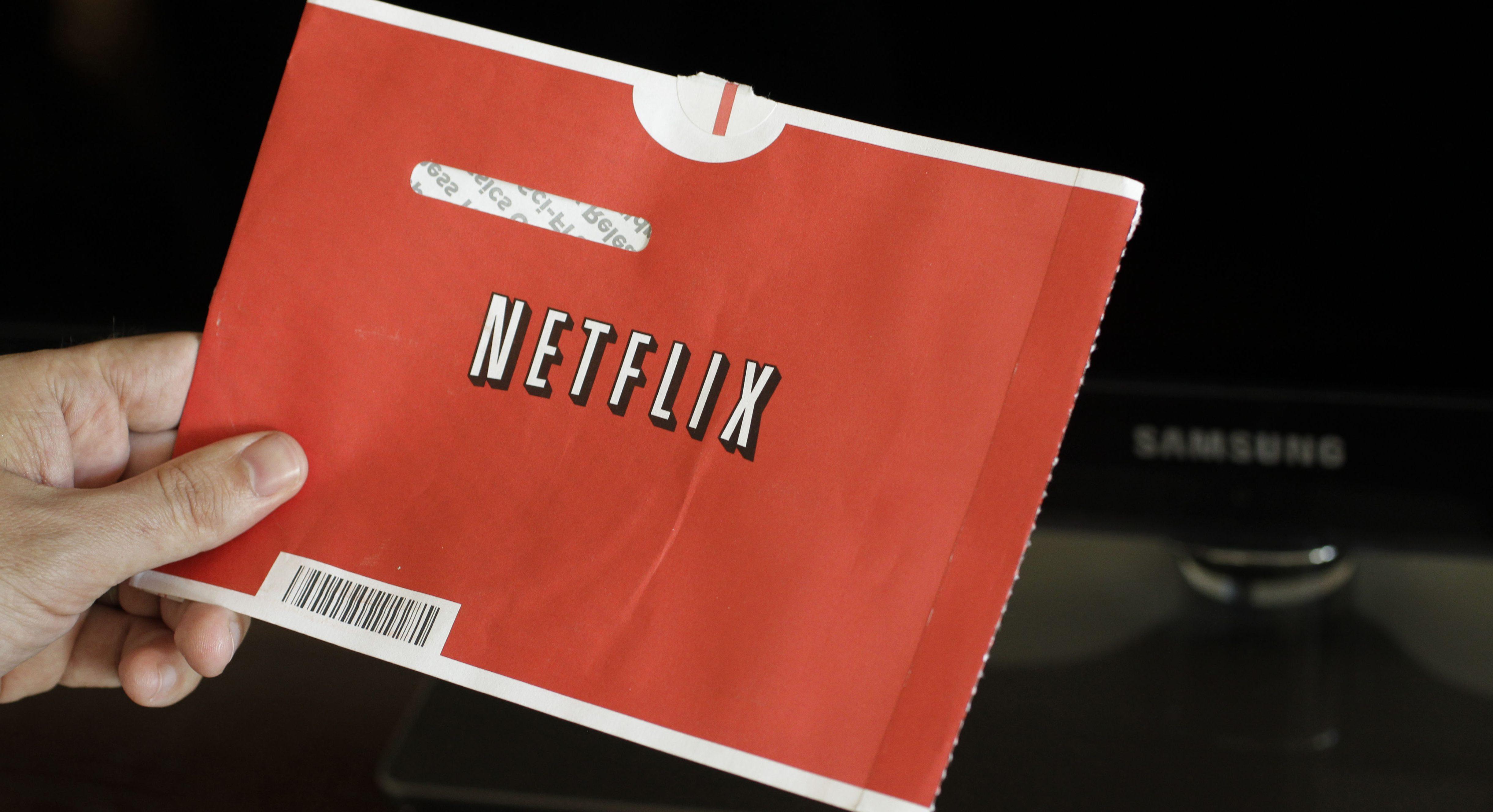 Netflix dvd queue not updating