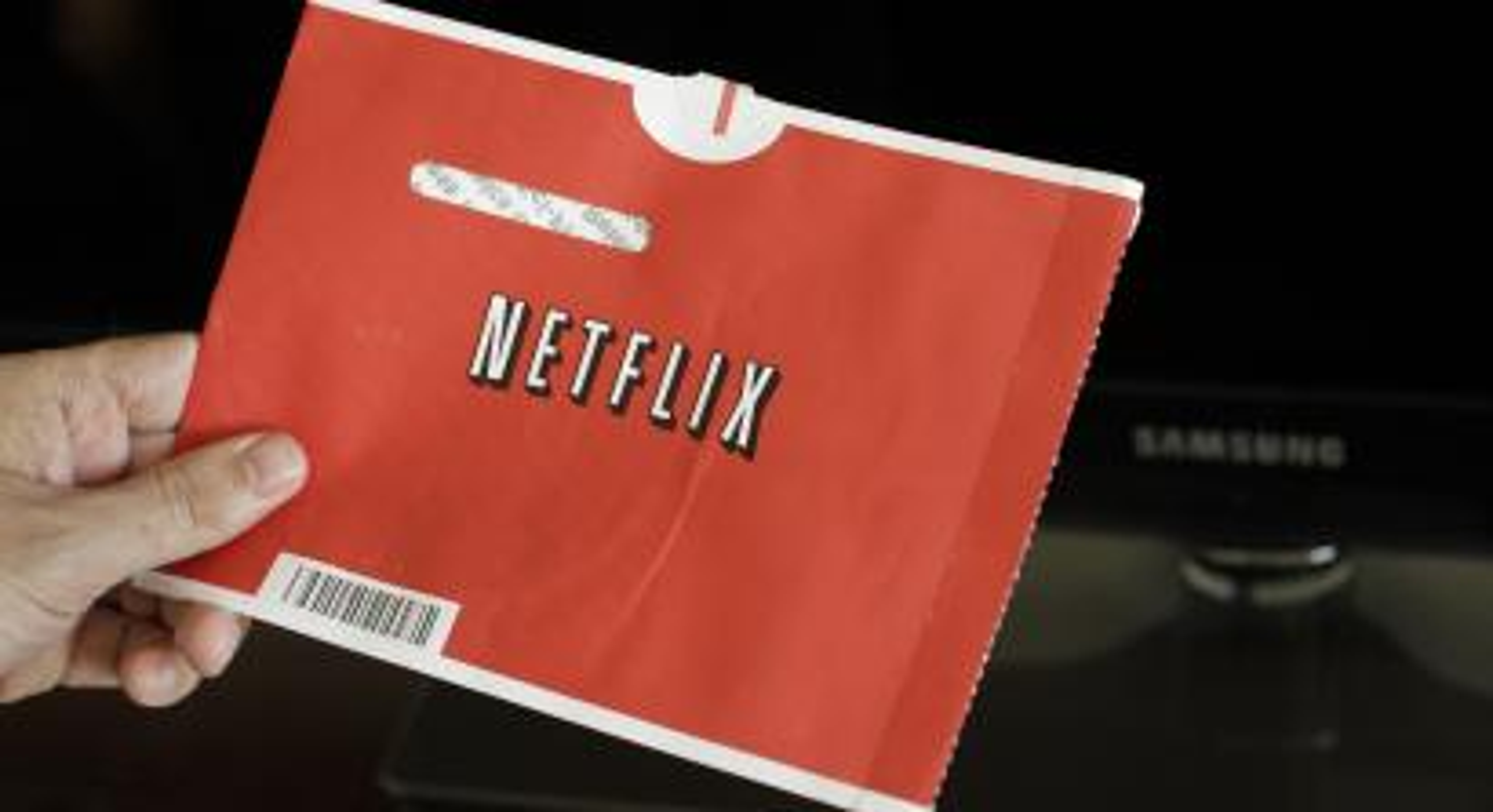 Netflix (NFLX) hasn't forgotten about its 4 3 million DVD