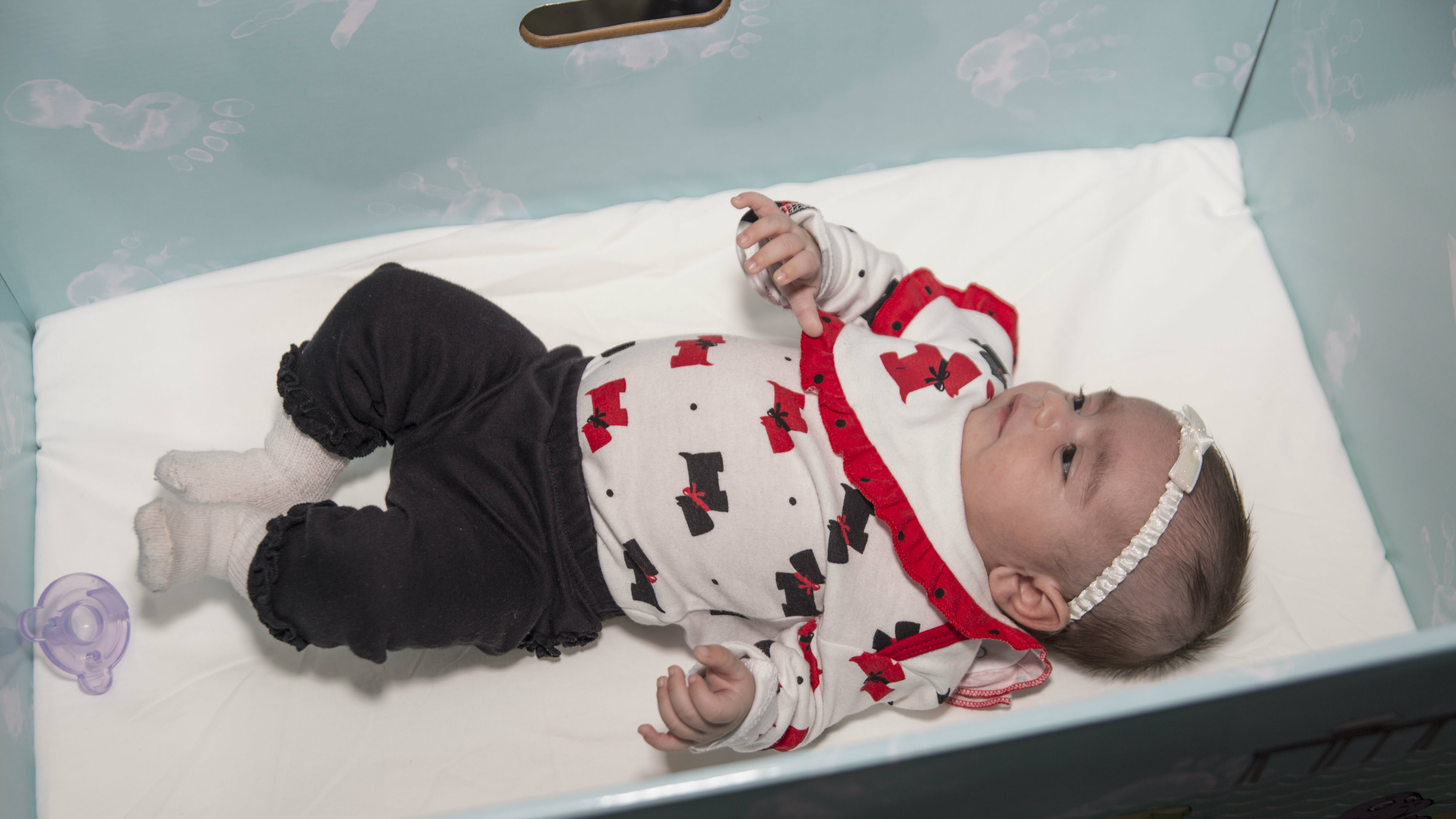 Baby boxes, originated in Finland, will now be distributed in New Jersey.