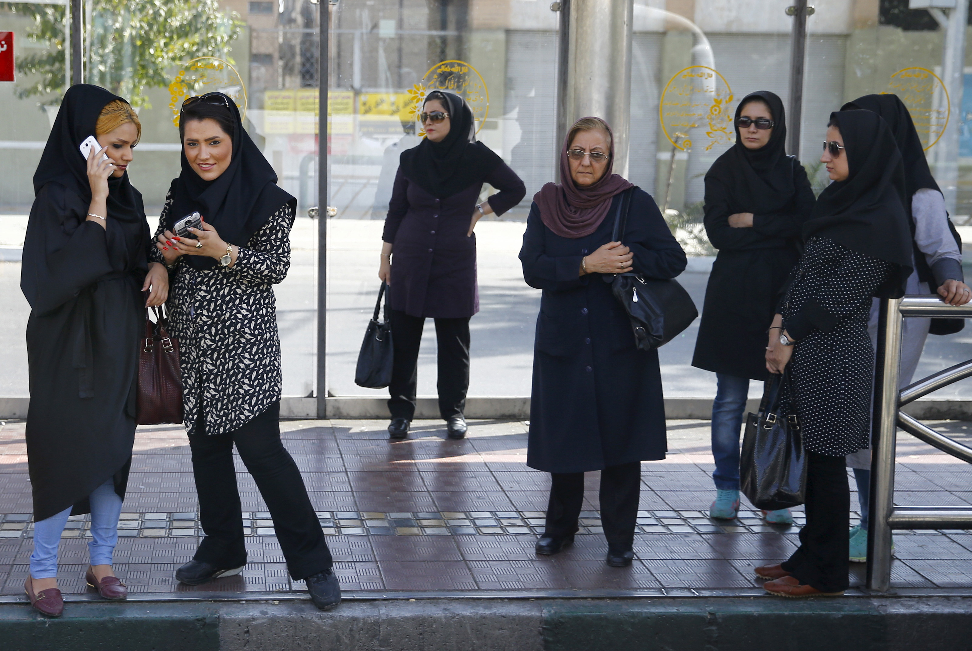 Transsexual in iran bbc
