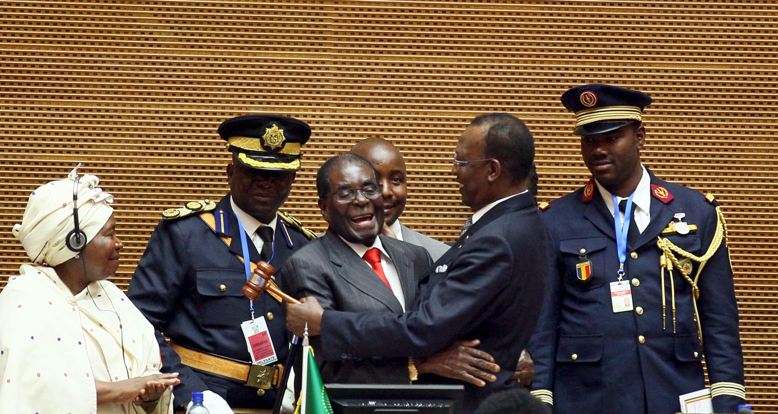 Nkosazana Dlamini-Zuma and Baleka Mbete emerge as possible candidates for South Africa's first woman president