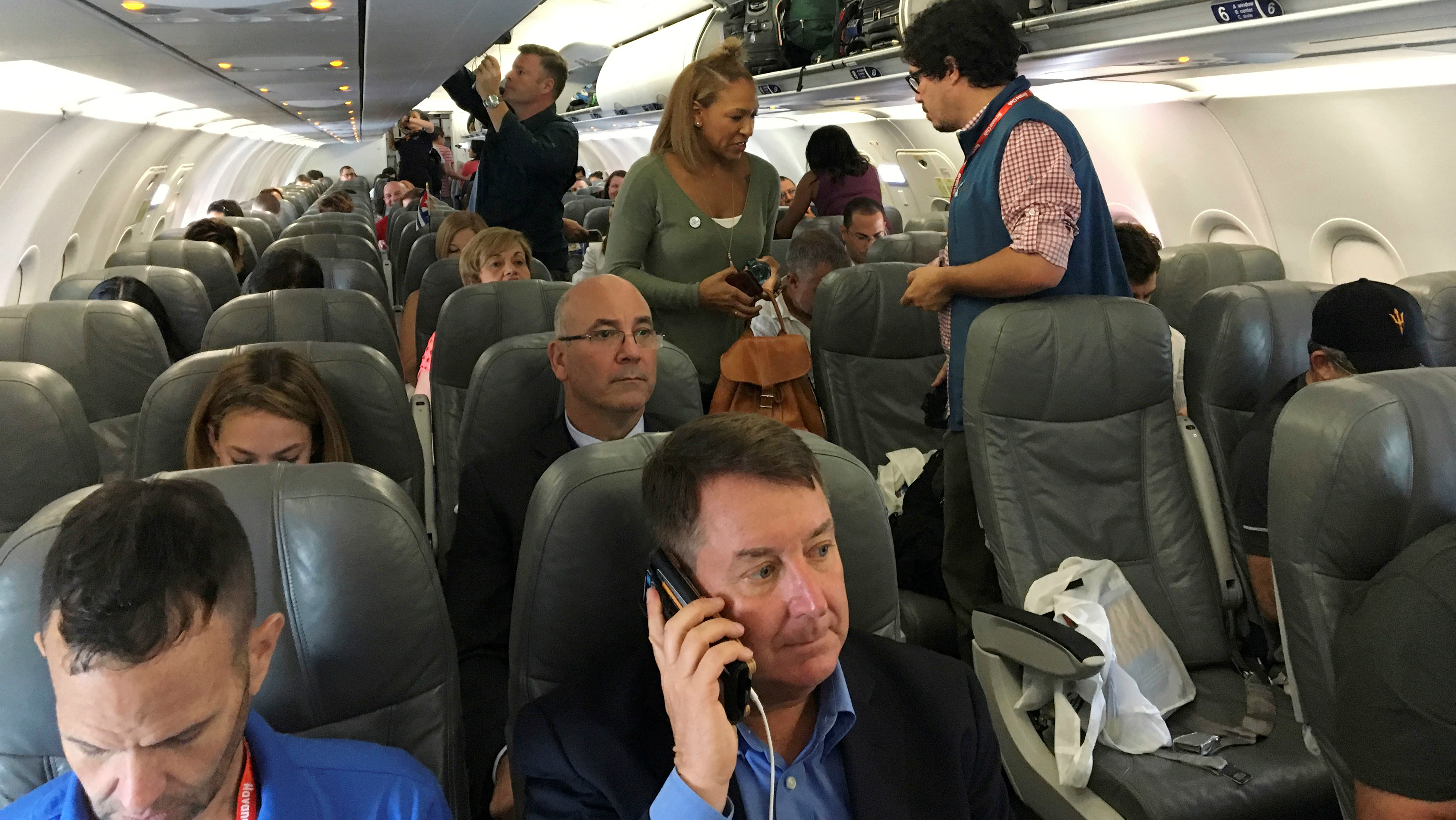 The Most Annoying Habits Of Airline Passengers Ranked