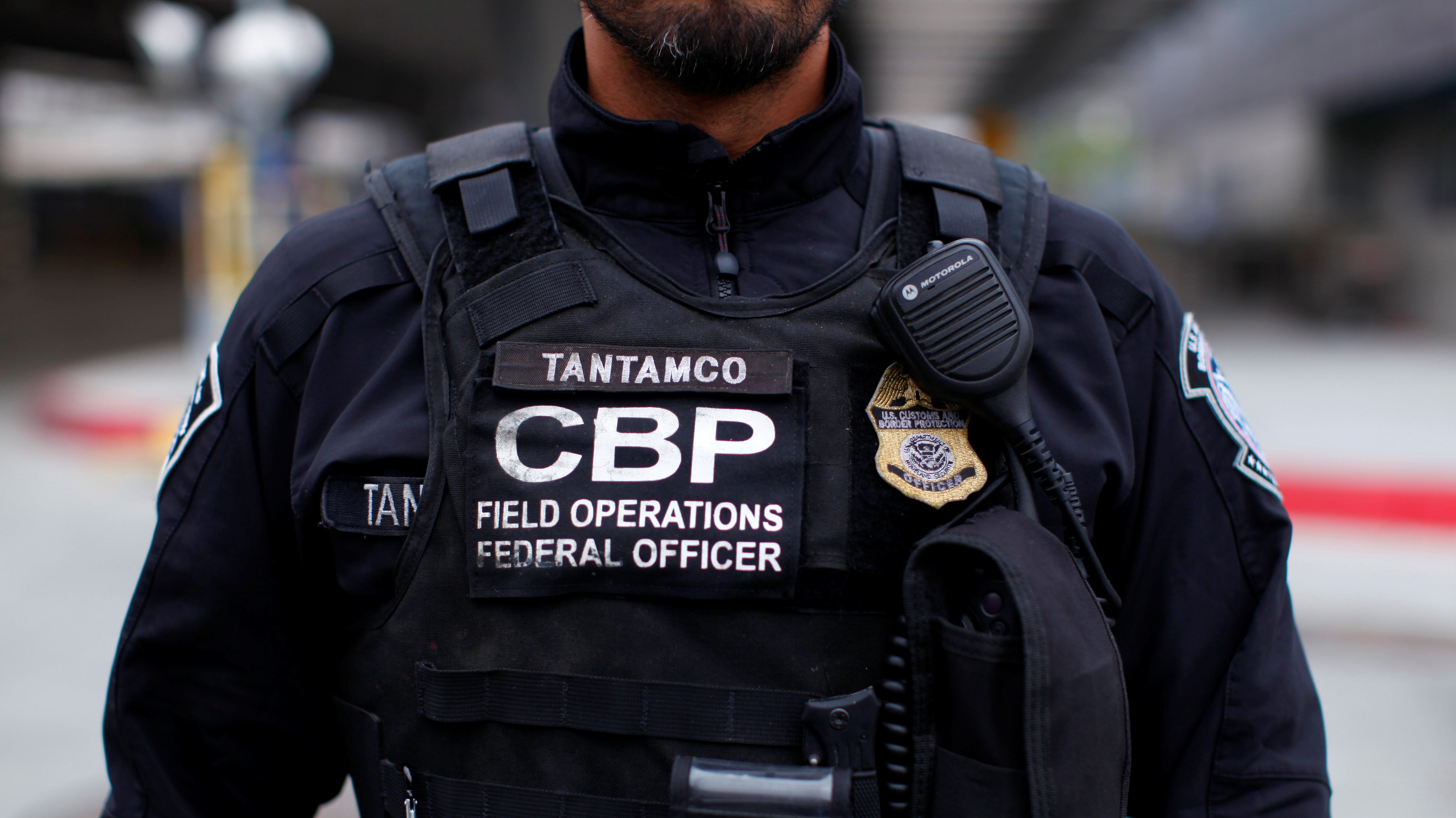 Customs And Border Protection  >> Customs And Border Protection Agents Form The Front Lines Of A